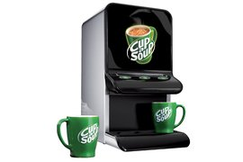 CUP A SOUP MINI AUTOMAAT TBV VENDOR